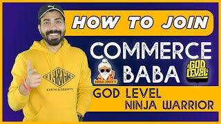 Study with Commercebaba I  JOIN COMMERCE BABA II The Biggest Commerce Community in India