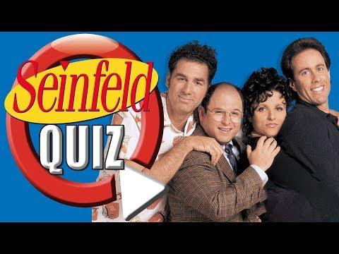 Best of Seinfeld Quiz | Do You Still Remember Seinfeld?