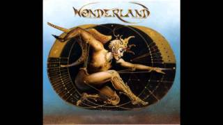 Wonderland - Lost and lonely days (Warlord cover)
