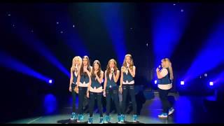Pitch Perfect 2 (The bellas world championship Finale)