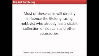 The Benefits And Drawbacks Of Digital Slot Cars
