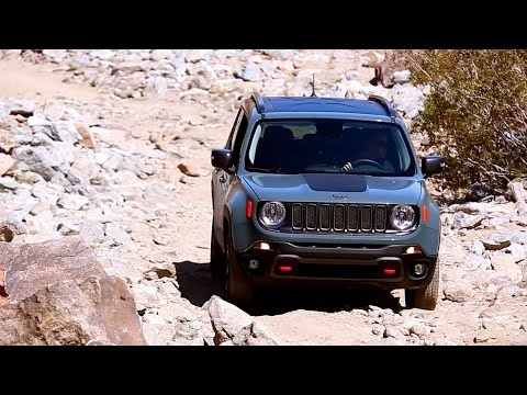2016 Jeep Renegade - Review and Road Test