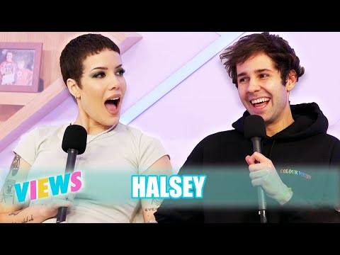 SURPRISING BEST FRIEND WITH HALSEY!!