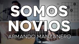Somos Novios Armando Manzanero - Guitarra [Mauro Martinez]