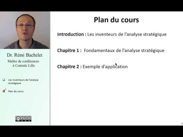 Analyse stratégique en management de projet