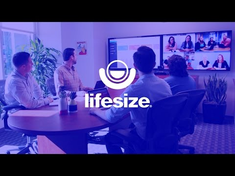 Lifesize Overview - IT Approved Video Conferencing