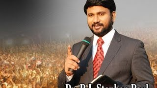 How To Live A Fruitful Life - P.J.Stephen Paul - Telugu Christian Message