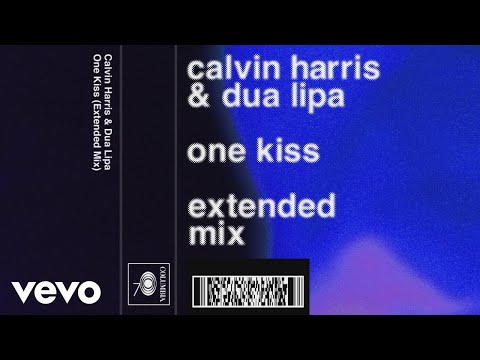 gratis download video - Calvin Harris, Dua Lipa - One Kiss (Extended Mix) (Audio)