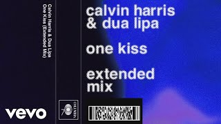 Calvin Harris, Dua Lipa - One Kiss (Extended Mix) (Audio)