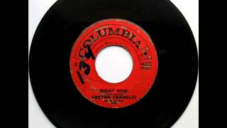 Aretha Franklin - Won't Be Long / Right Now - 7″ - 1961