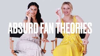 Download Youtube: Lili Reinhart and Camila Mendes Read Absurd Riverdale Fan Theories | ELLE