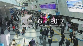 Show Highlights│AORUS at G-STAR 2017