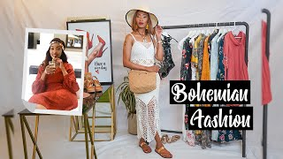 The Bohemian Style : How To Stand Out In Bohemian Clothing |Personal Style Series #005
