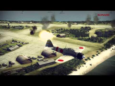 Видео № 1 из игры Birds of Steel (Б/У) [PS3]