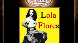 Lola Flores - La Venta De Vargas (Zambra) (VintageMusic.es)