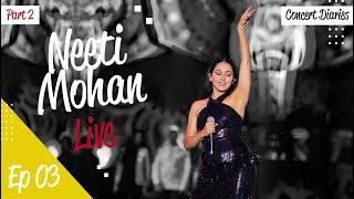 Neeti Mohan I Concert Diaries I A R Rahman Live Pune I Part2