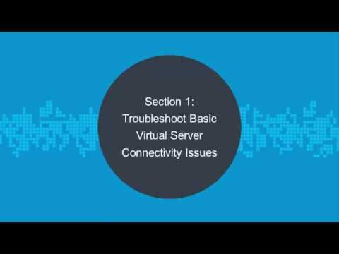 F5 201 Exam Bootcamp 1 part 1 - YouTube