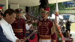39th Commencement Exercises of the Philippine National Police Academy (Speech)