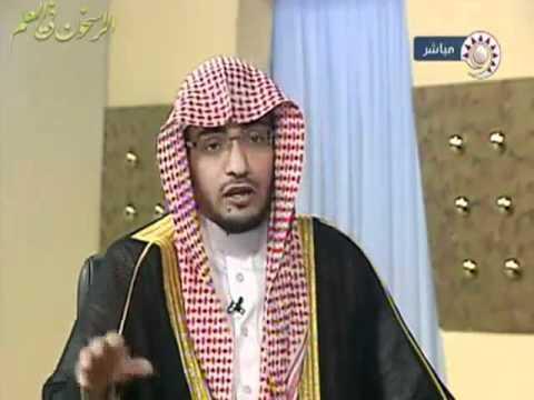 توضيح لكلام الشيخ المغامسي عن بلعم بن باعوراء