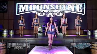 Flatliner Line Dance Tutorial | Moonshine Flats