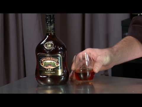 How to Taste 12 Year Old Appleton Estate Rum