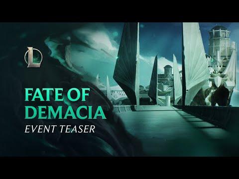 Fate of Demacia | Official Teaser – League of Legends