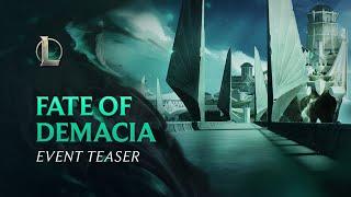 Le destin de Demacia | Teaser officiel - League of Legends