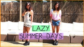Lazy Summer Day Outfits