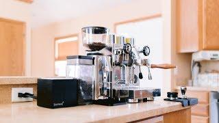 The Ultimate Home Espresso Bar Setup | Rocket Appartamento