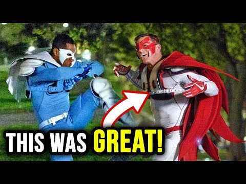 YES! The ORIGIN of Hawk & Dove!  - Titans Episode 9 Review 'Hank and Dawn'