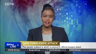 Two people stabbed to death in second South Africa mosque attack