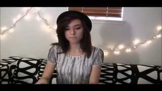 Christina Grimmie - I Won't Give Up (StageIt Christmas Concert - 12/21/14)