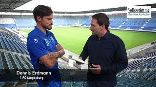 Dennis Erdmann im Interview