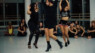 "CHOREOGRAPHY YANIS MARSHALL, DANIELLE POLANCO & AISHA FRANCIS ""WISH I DIDN'T MISS YOU"" ANGIE STONE."