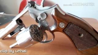 ปืนลูกโม่ .357 แมกนั่มซุปเปอร์ #smith& weson .357