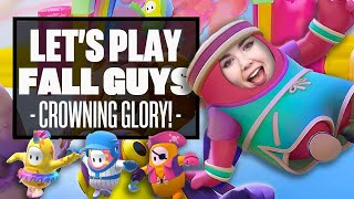 Let's Play Fall Guys: Ultimate Knockout - CROWNING GLORY!