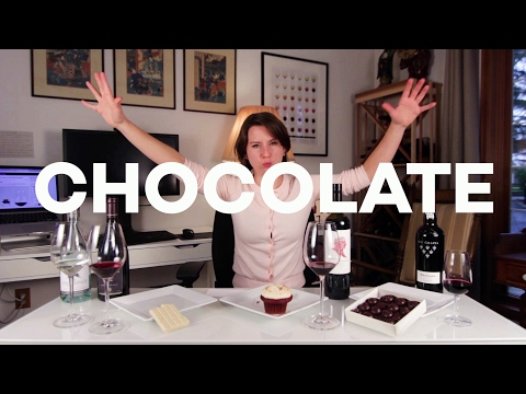 The Best Chocolate And Wine Pairings, According To A Sommelier