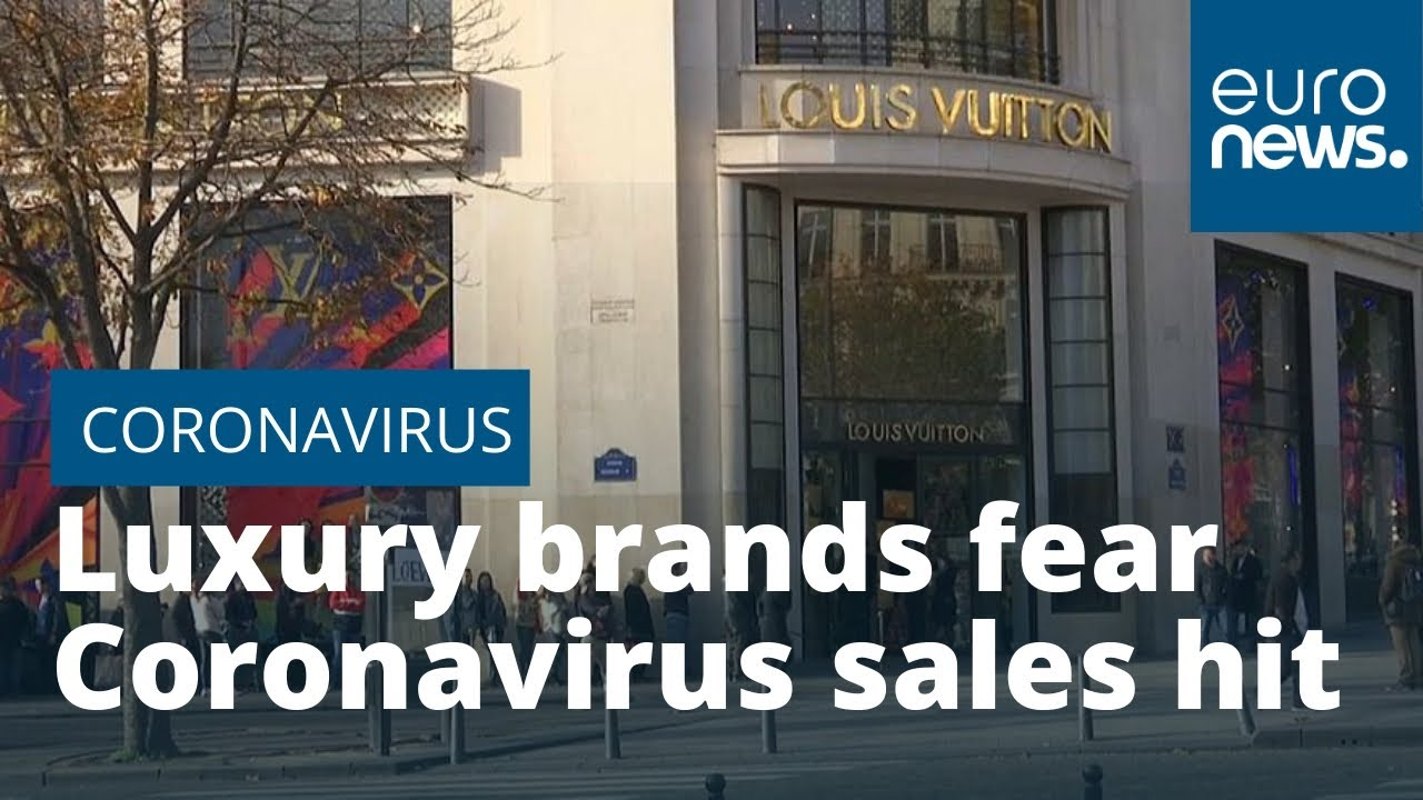 Coronavirus travel slump threatens luxury goods market in China and Europe