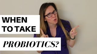 When Should I Take a Probiotic?  |  Best Time to Take a Probiotic - Before or After Eating?
