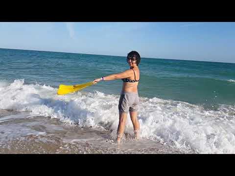Морской клип на песню Юрия Антонова море