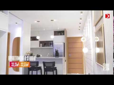 Studio Design Ponta Verde - Apartamento decorado - Delman