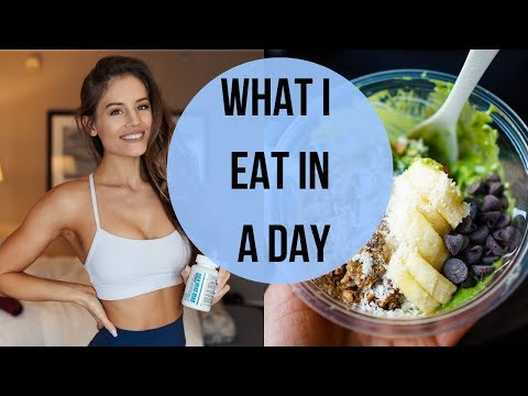 What I Eat In A Day | How I Stay Lean