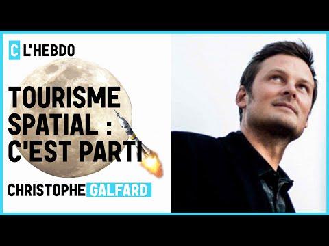 Tourisme spatial : c'est parti - C l'hebdo - 12/06/2021 Tourisme spatial : c'est parti - C l'hebdo - 12/06/2021