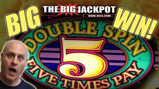 5 TIMES PAY! ✦ BIG WIN ✦ 3 REEL SLOT JACKPOT! The Meadows Casino WIN! 🎉