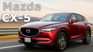 Mazda CX-5 -La nueva generación que viene con Tokio | Autocosmos