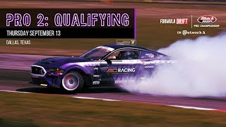 FD Texas 2018 - Pro 2 Qualifying LIVE!