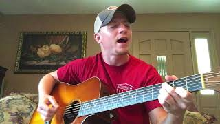 """""""Whiskey And You"""" by Darius Rucker - Cover by Timothy Baker *MY MUSIC IS ON iTunes!*"""