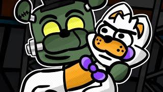 Dreadbear saves Lolbit | Minecraft FNAF Roleplay