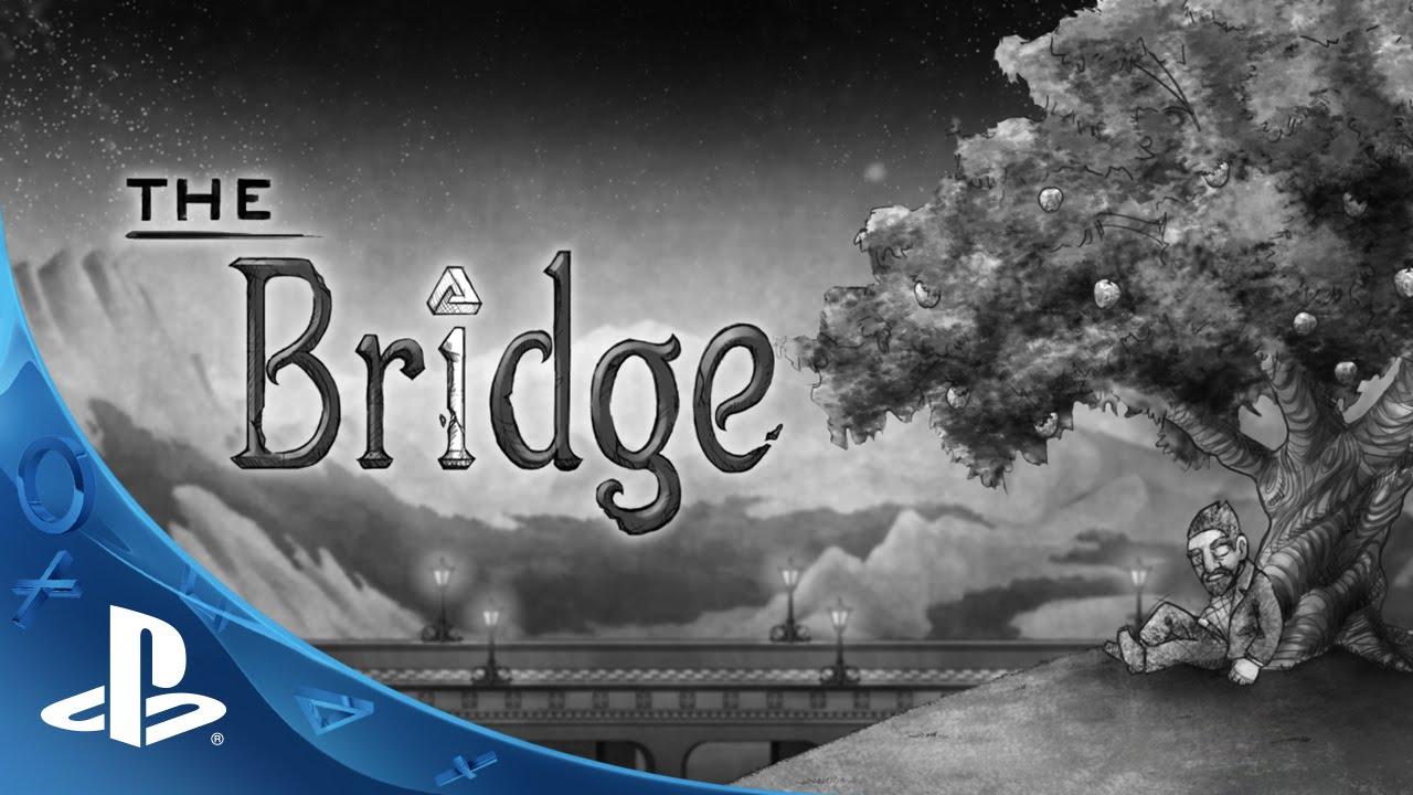 The Bridge, un juego de plataformas inusual, aterrizará mañana en PS4, PS3 y PS Vita