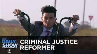 Meet District Attorney Mark Gonzalez, Criminal Justice Reformer | The Daily Show